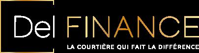 Del Finance Logo